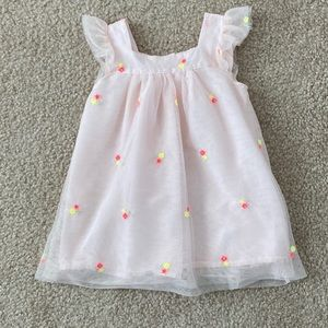 Baby Gap Baby Girl Pink Dress 👗